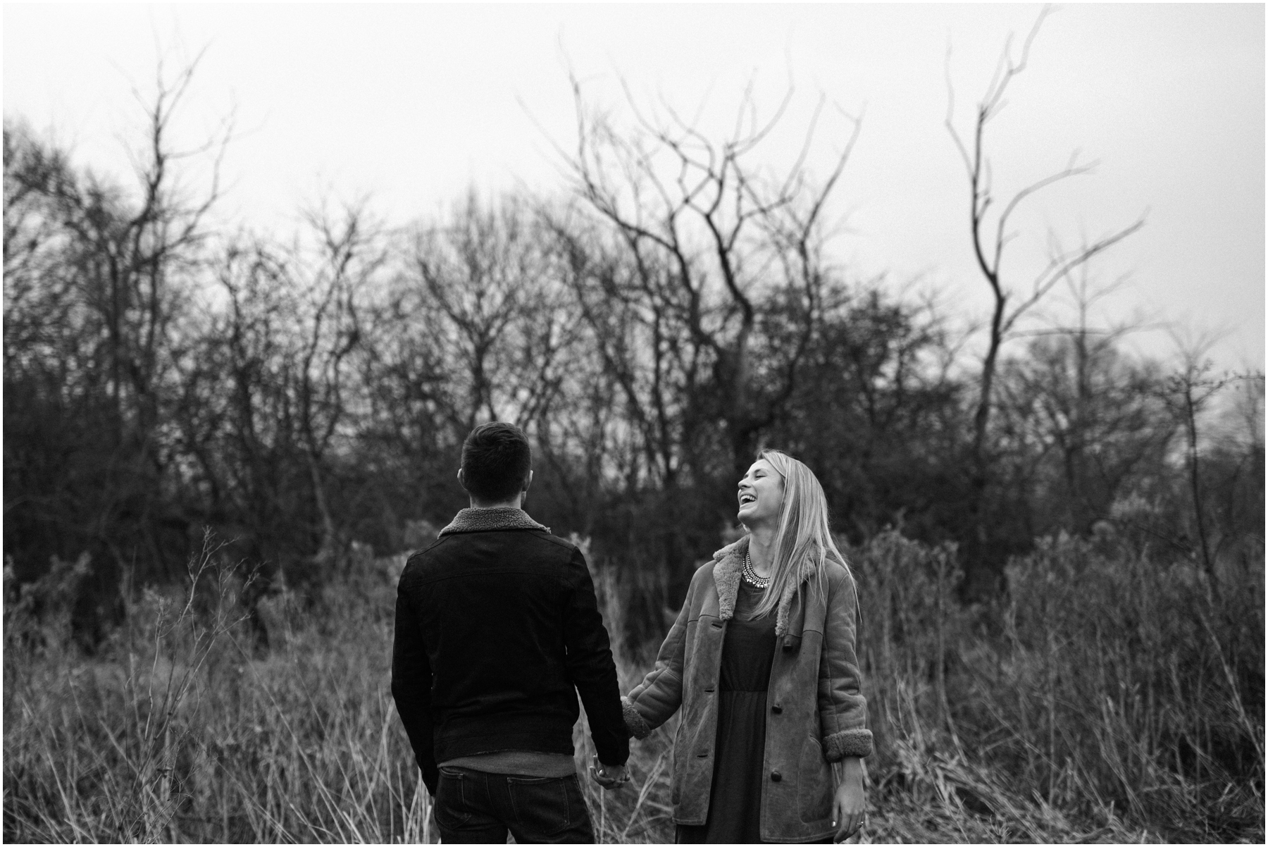 Simple and Beautiful Engagement Photography