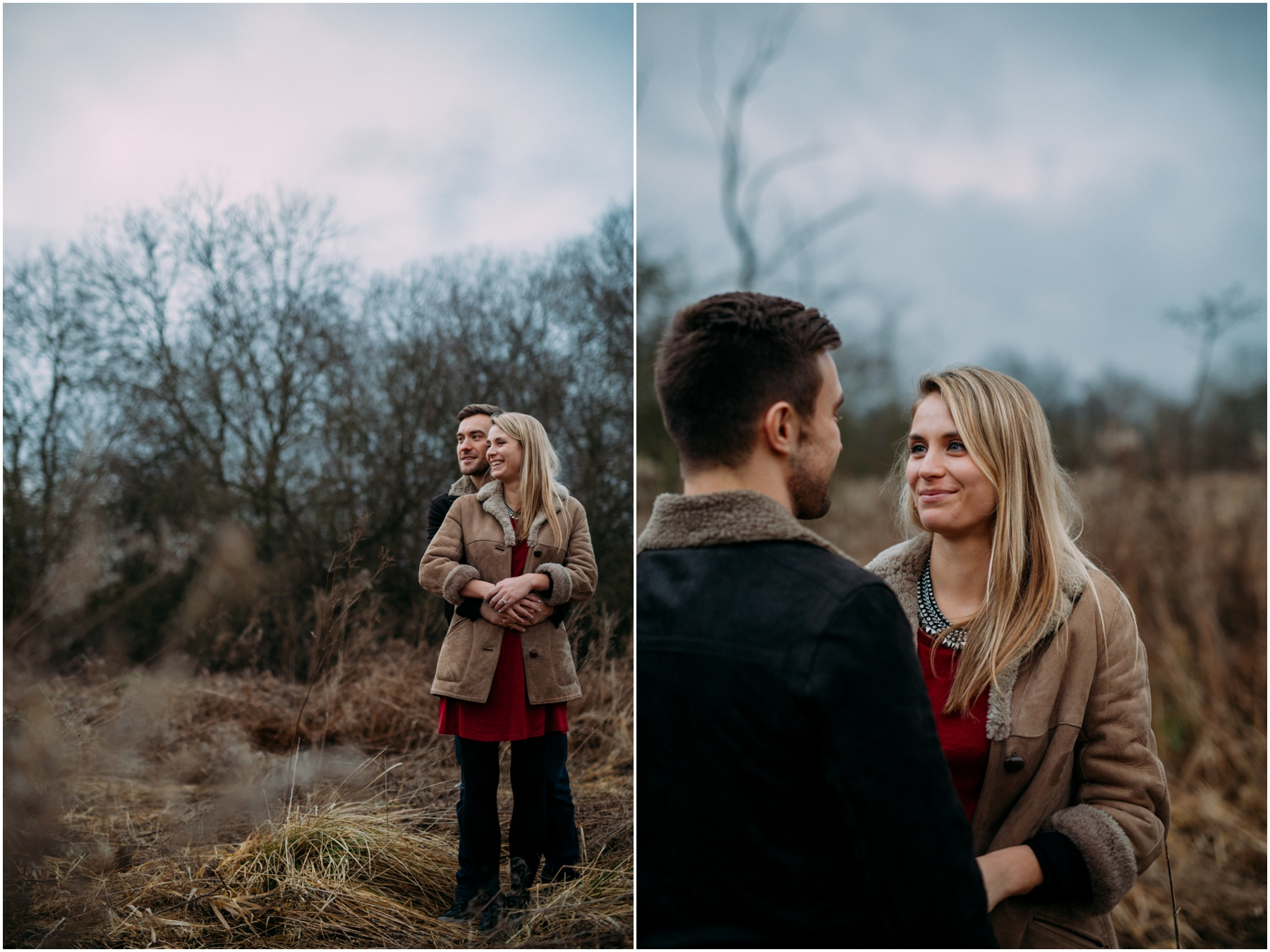 Simple but Beautiful Engagement Shoot - Northants - by Jordanna Marston_0005