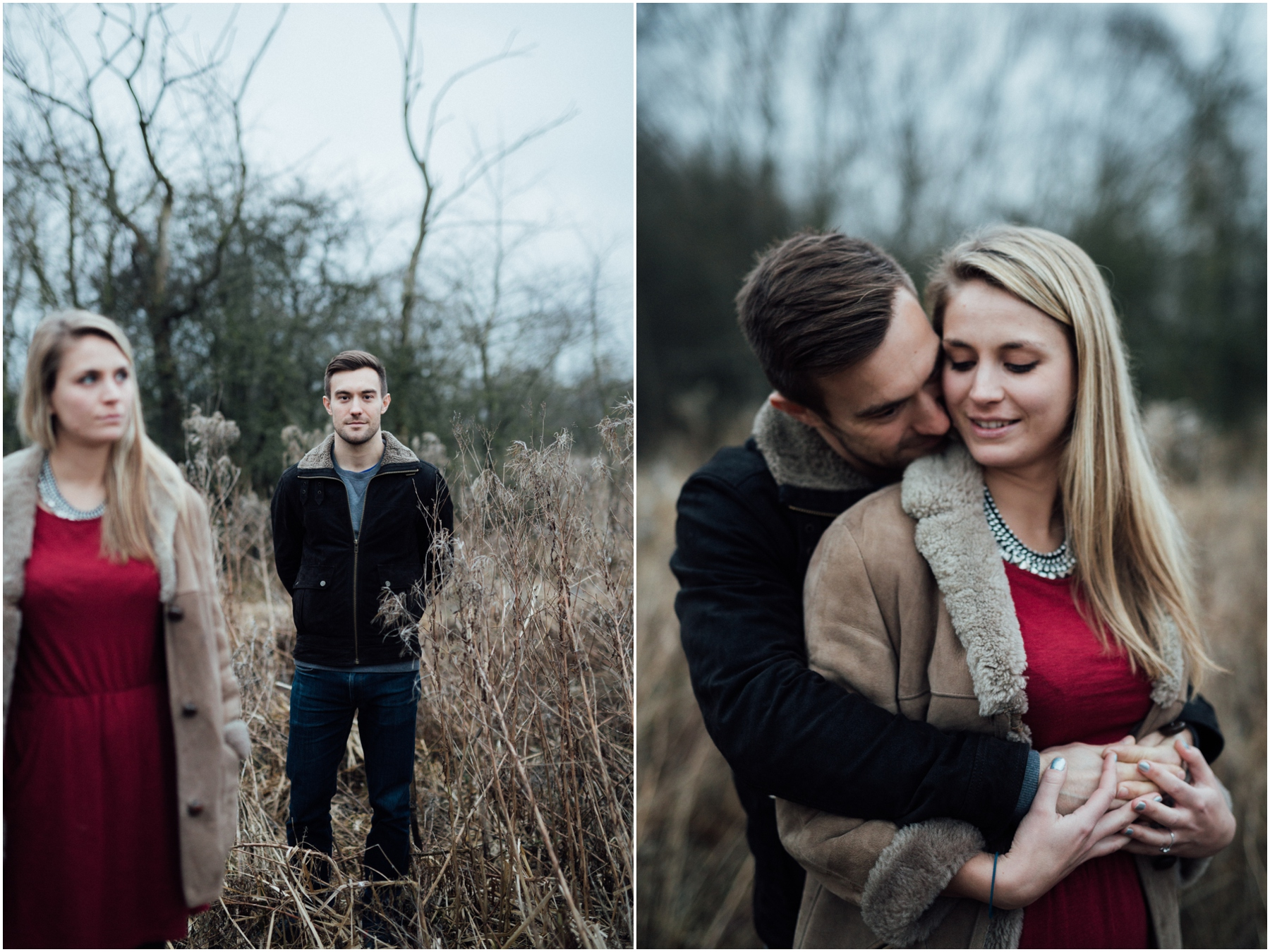 Simple but Beautiful Engagement Shoot - Northants - by Jordanna Marston_0008
