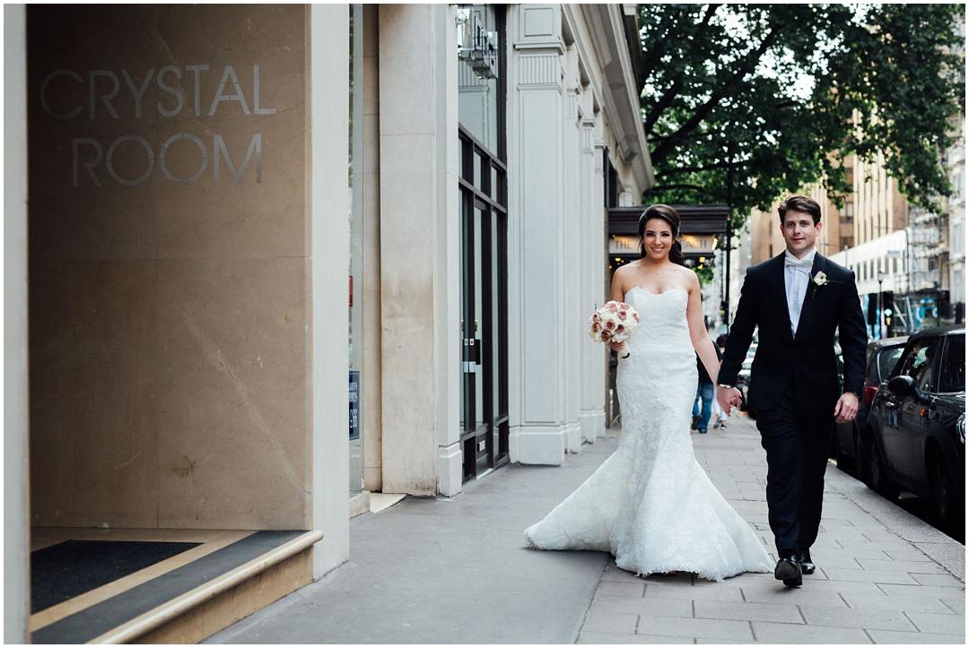 Alternative Jewish Wedding Photos