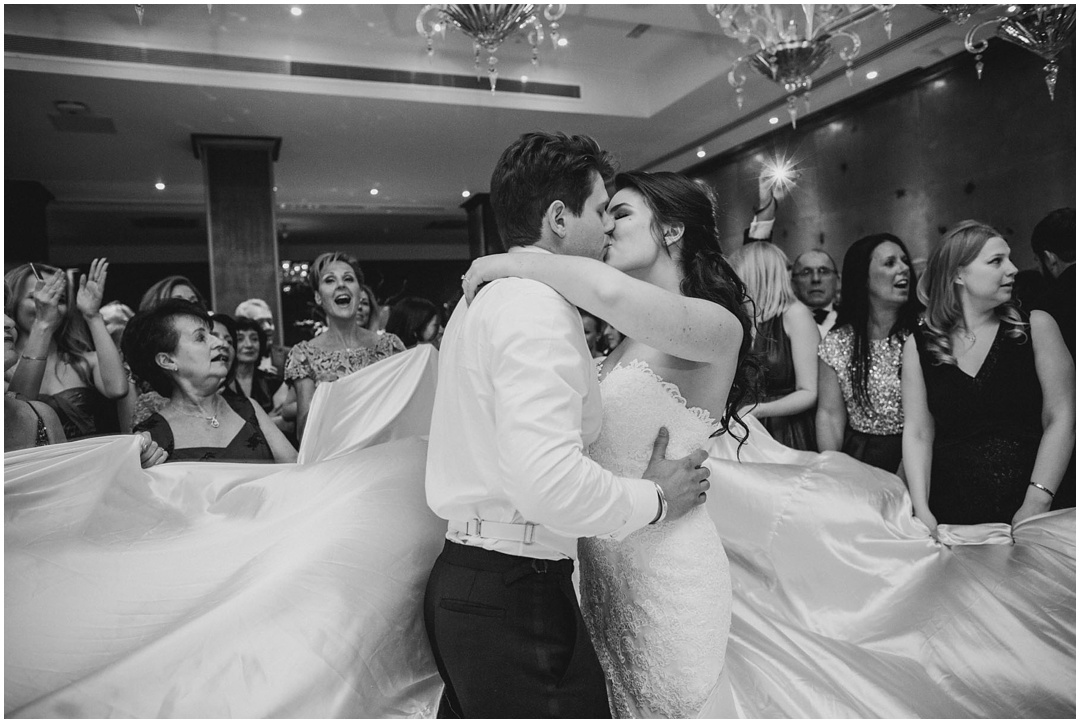 Modern Jewish Wedding Photography