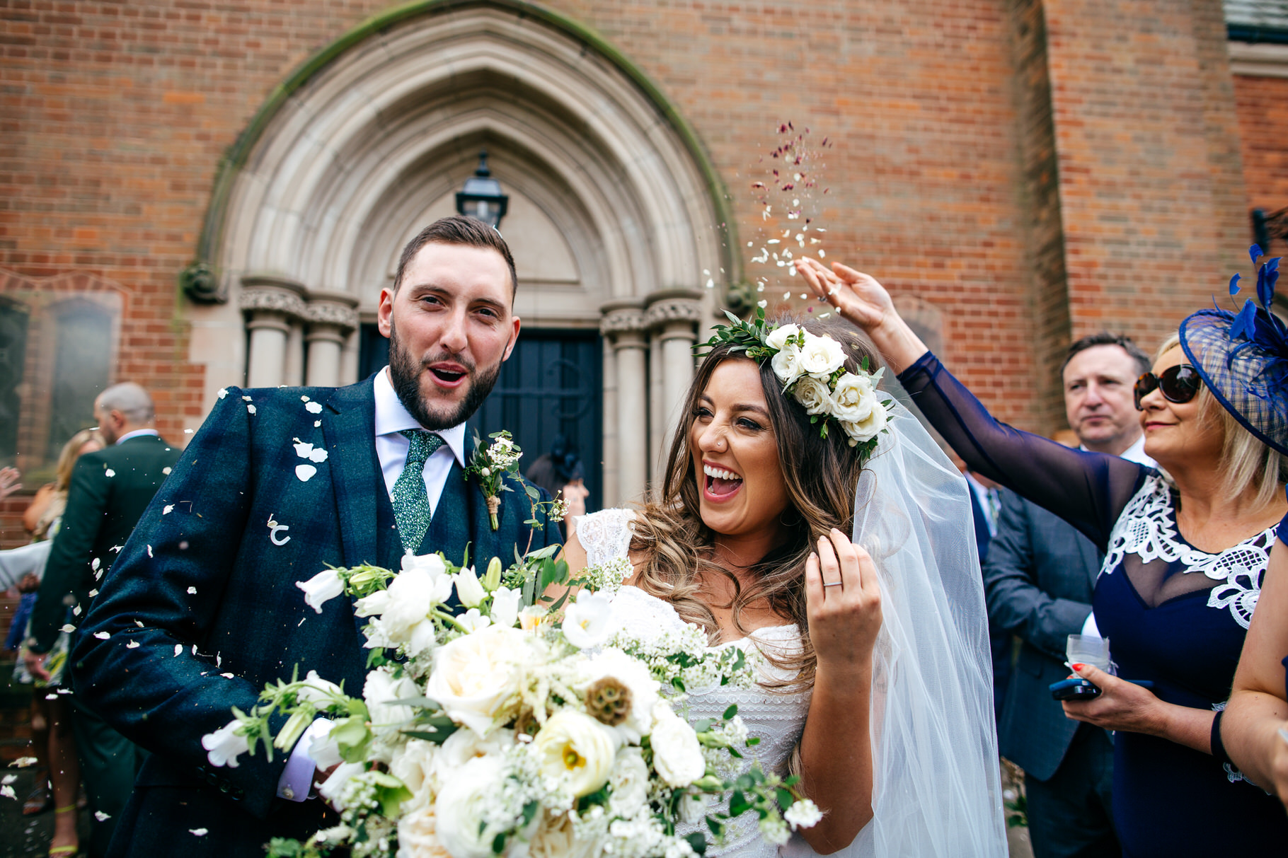 Alternative Wedding Photographer Birmingham