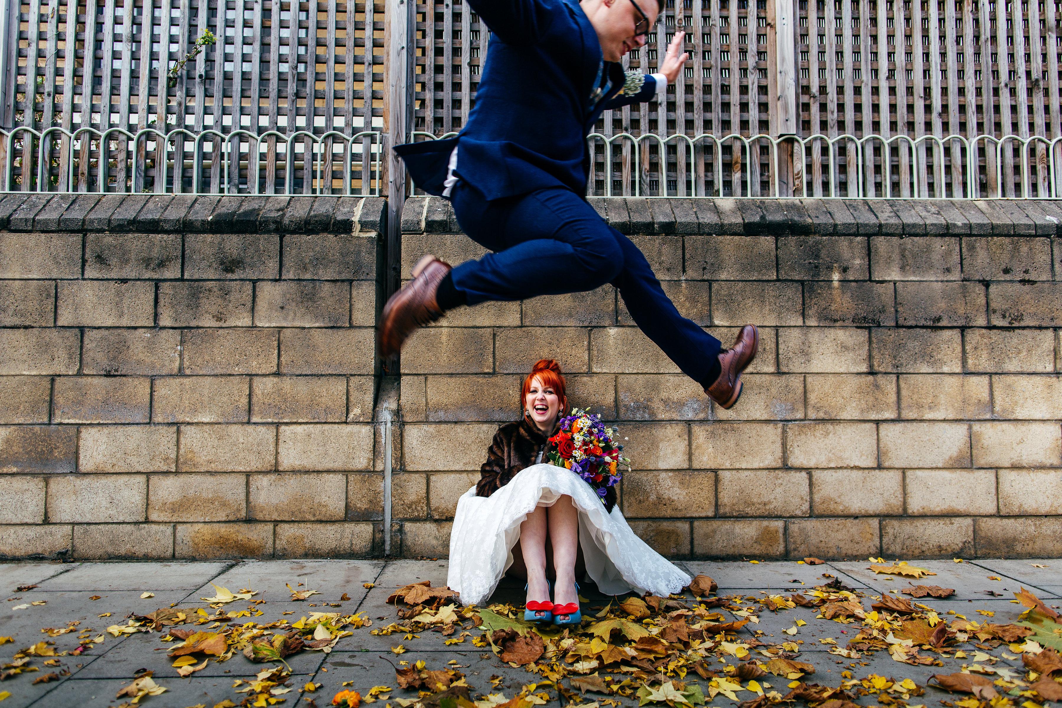 The Star London Wedding Photos