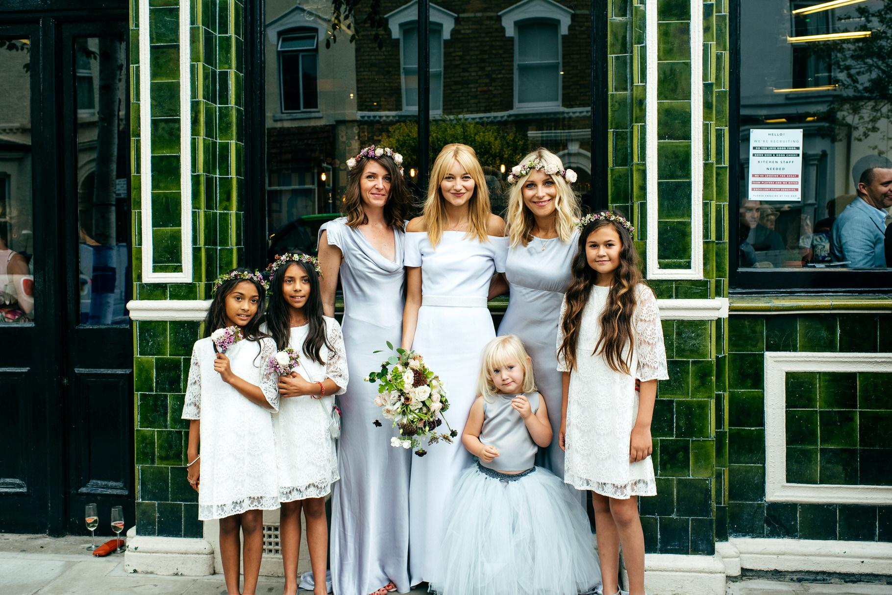 West Reservoir Centre Wedding Photos
