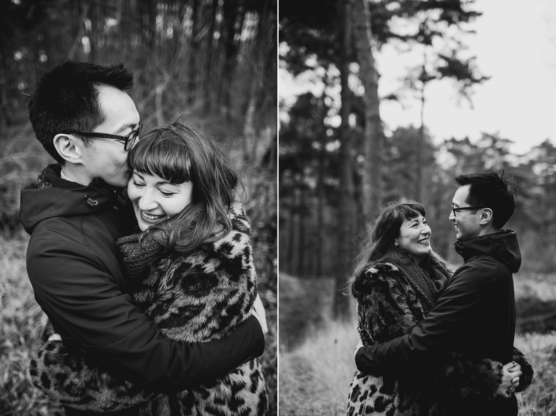 Relaxed Engagement Shoot
