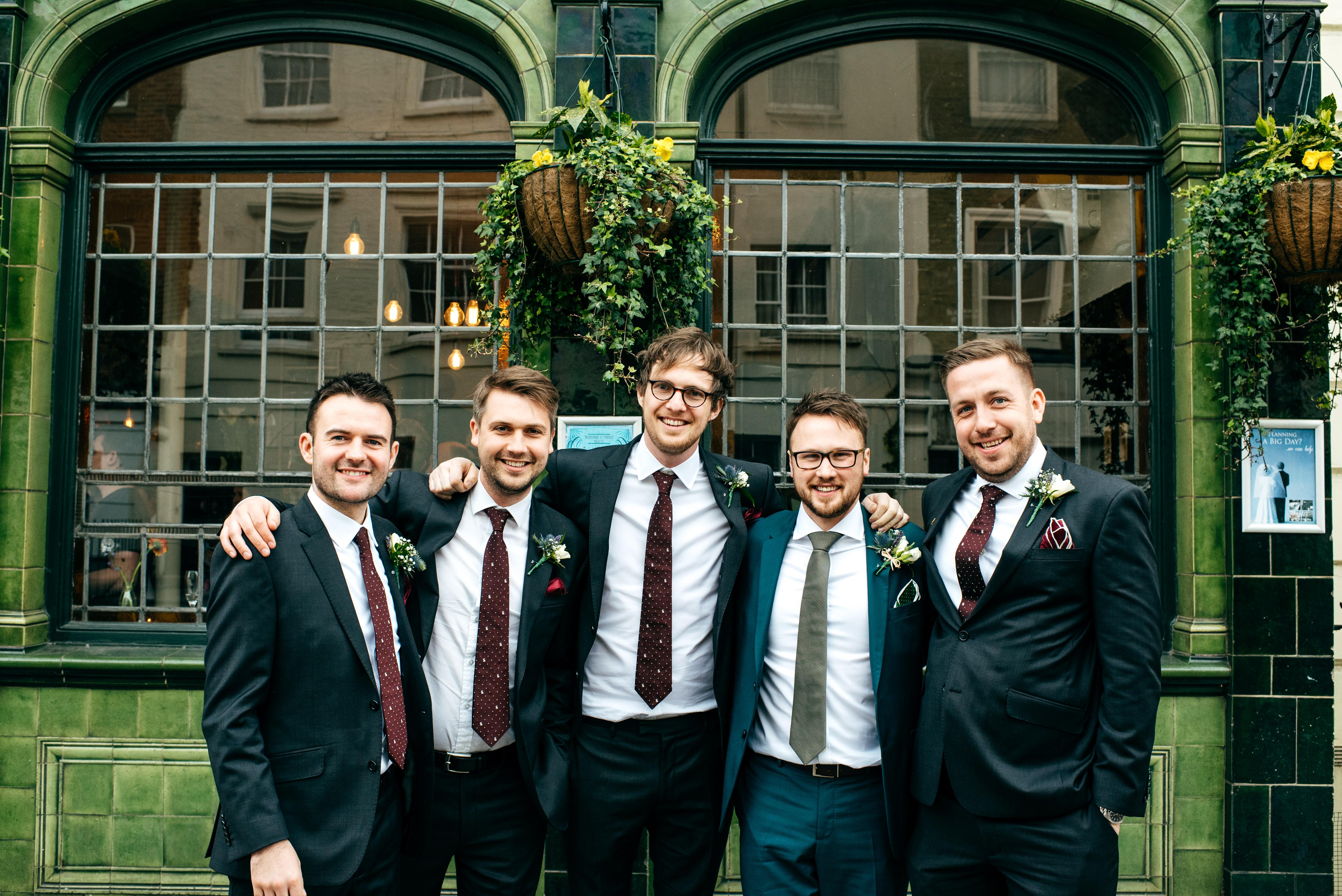 Prince Albert Pub Wedding