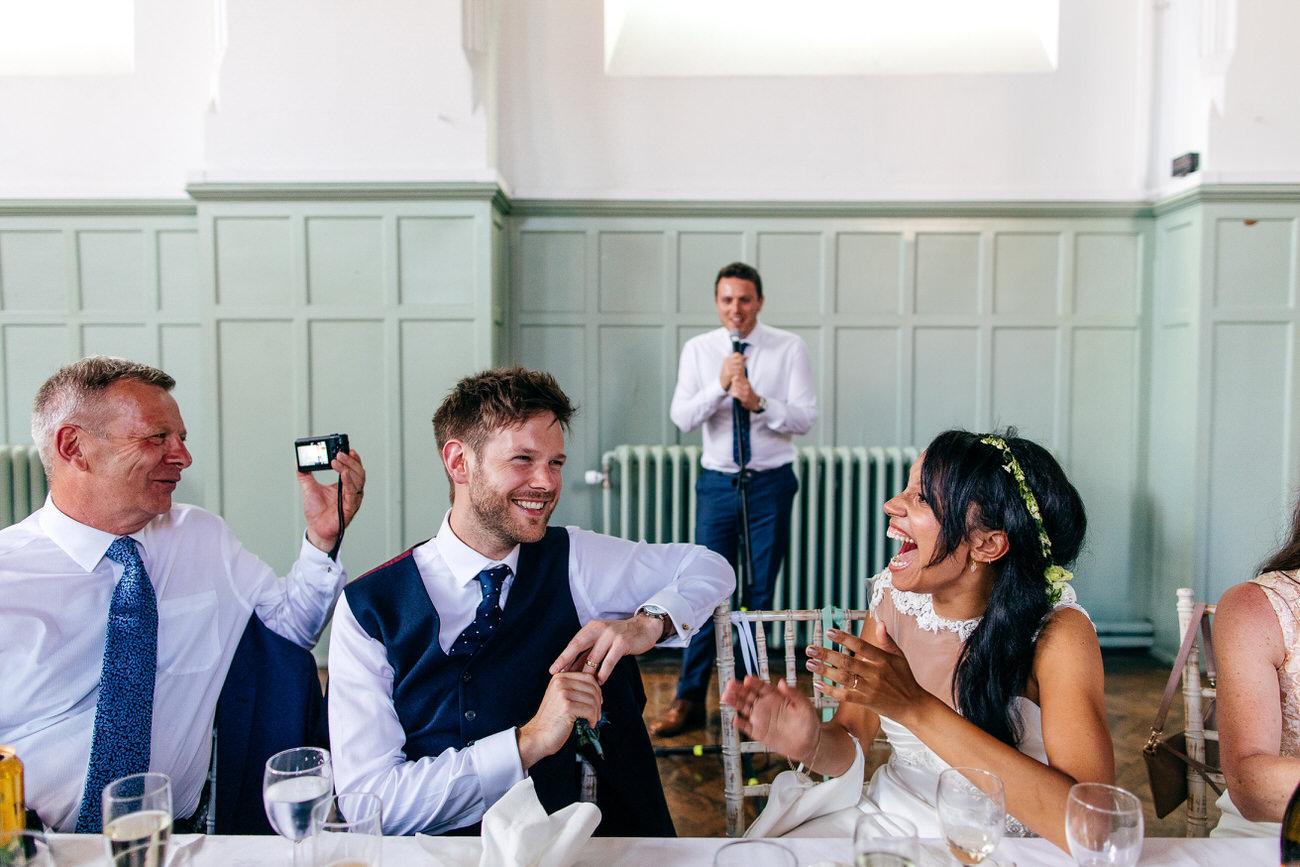 Rangefinder Winner 2017 Rising Star Brighton College Wedding