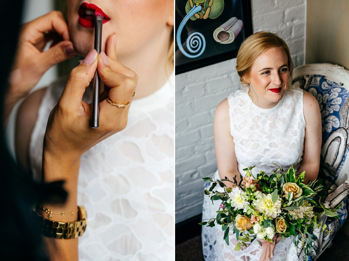 London Wedding Photographer and Make Up Artist
