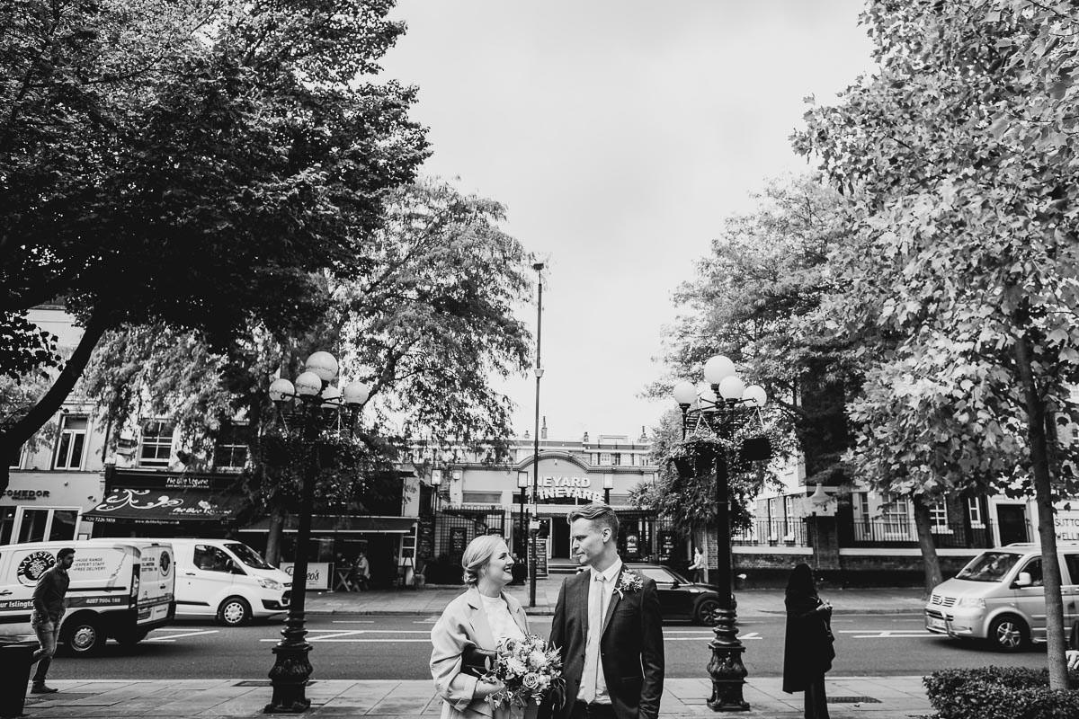 Suit by The Kooples Photography by London Wedding Photographer Jordanna Marston