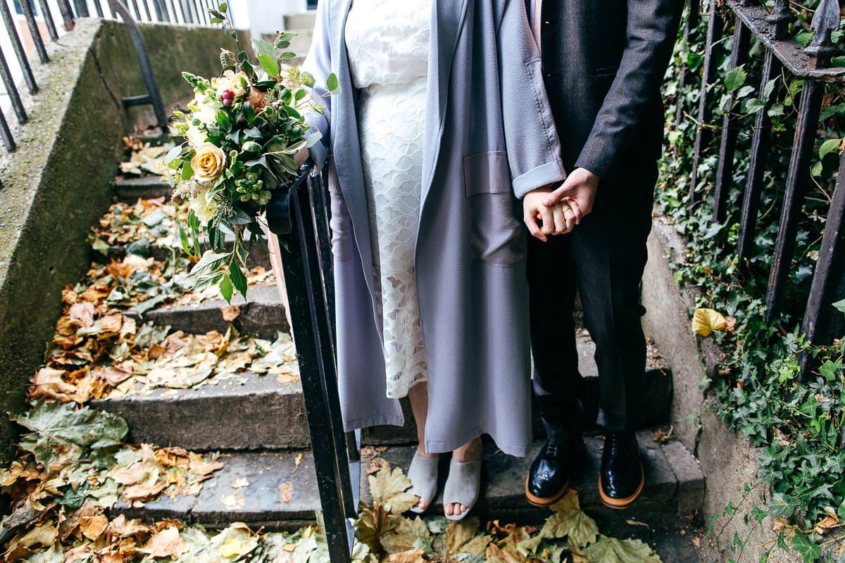 Autumn London Wedding Photographer