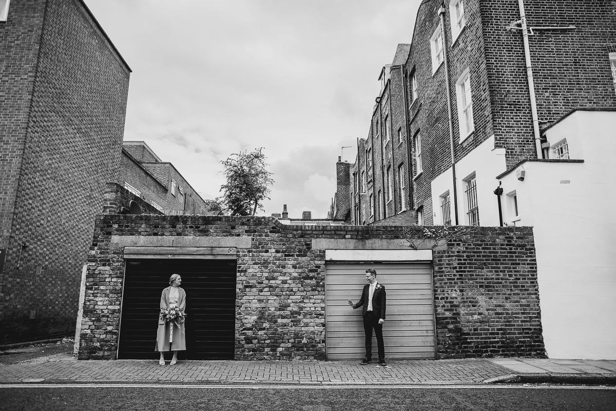 Portrait shoot London Wedding Photographer