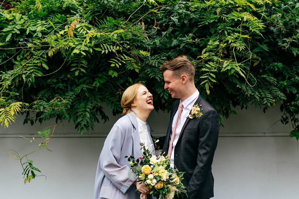 Creative Wedding Photography by London Wedding Photographer