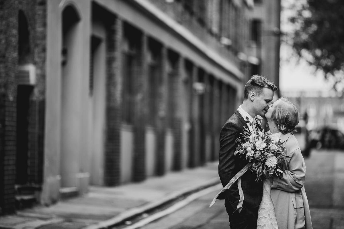 London Wedding Photographer The Easton Pub Wedding