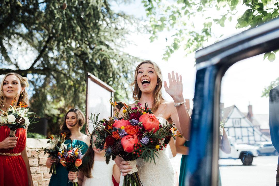 Akamba Wedding Photographer Birmingham Wedding Bloom Fleuriste Bouquet