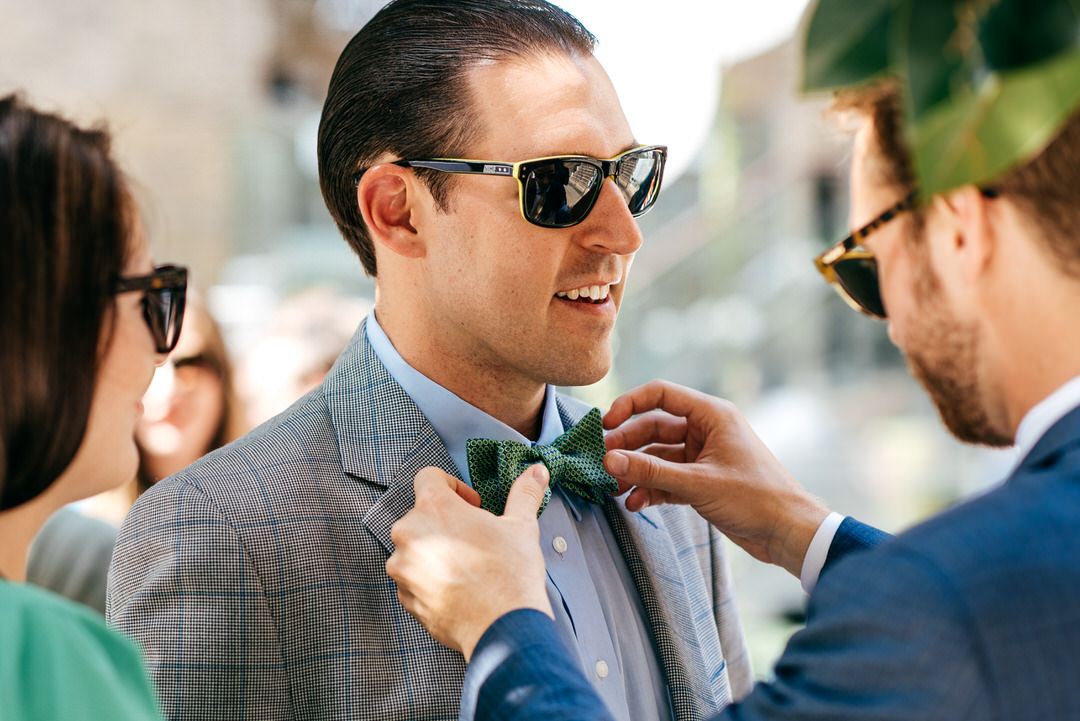 cool-guest-wears-dicky-bow-and-sunglasses