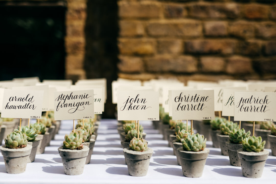 place-names-succulents-green-wedding-devonshire-terrace