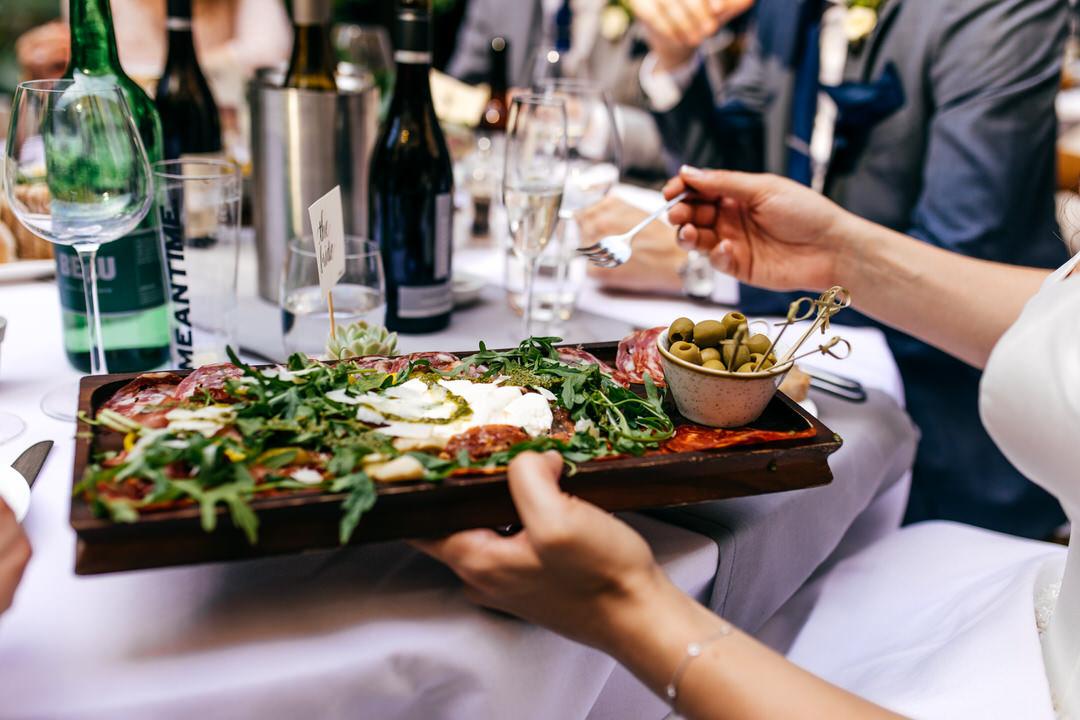 wedding-breakfast-mezze-antipasti-devonshire-terrace-wedding