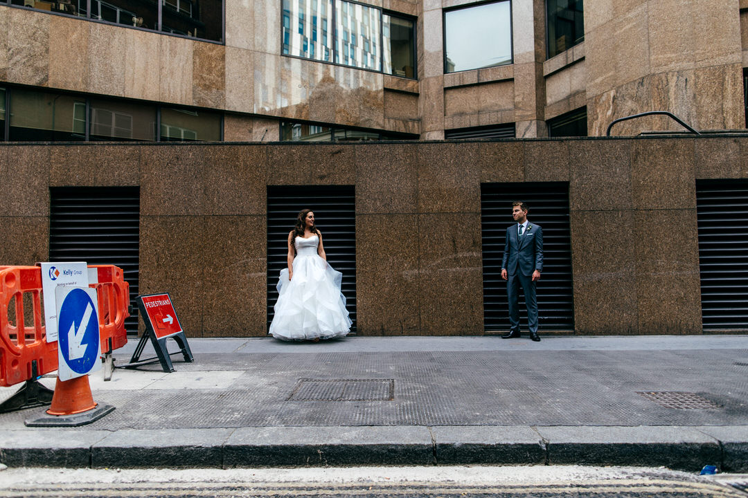 couple-look-towards-each-other-london-wedding-jewish-couple
